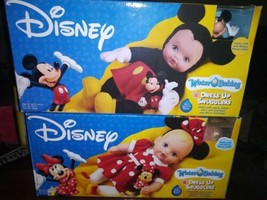 Disney Water Babies Mickey & Minnie Mouse 2003 SET *** READ DESCRIPTION*** - $198.00