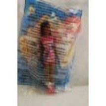 McDonalds Happy Meal 1998 Barbie Bead Blast Christie - $4.95