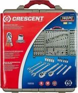 Crescent CTK140CMP Mechanics Tool Set 140-Piece - $125.73