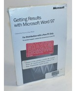 Microsoft Word 97 OEM version. New. With Works 95 - Sealed - $29.65