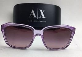 Armani Exchange AX4002 8033/8H Women's Sunglasses 56/17 135 w/Case /NTC522 - £17.91 GBP