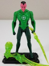 "Green Lantern Movie 4"" Figure - Sinestro - Mattel 2011 - $4.75"