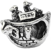 Noahs Ark European Bead Pandora Style Chamilia Troll Biagi - $4.83