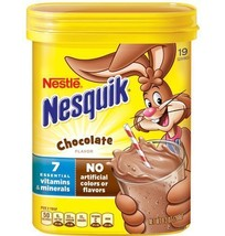 Nesquik Chocolate Milk Powder Nesquick - $11.83