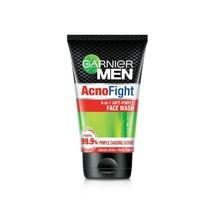 Garnier Men Acno Fight Anti-Pimple Face wash, 100 gm x 2 (free shipping world) - $17.99