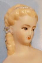 "Vintage Doll Head Shoulder Plate 4"" OOAK - BEAUTIFUL Colonial Style - $23.76"