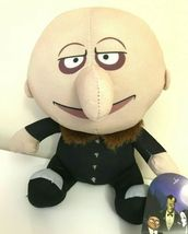 Uncle Fester from Addams family Plush Toy 10 inches. . New/w tag - $17.99