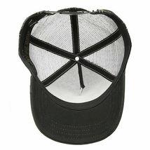 Goorin Bros Snapback Mesh Cap Embroidered Black Queen Bee Trucker Hat 101-0245 image 4