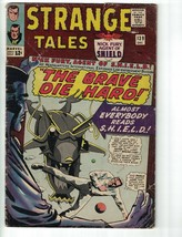 Strange Tales (1st Series) #139 VG; Marvel | low grade comic - save on s... - $9.25