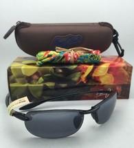 Maui Jim Gafas de Sol Makaha Lector + 1.5G 805-02 15 64-15 Negro W/ Gris Neutral