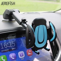 Mount Phone Car Holder Windshield Suction Dashboard Cup Cell Universal Stand New - $14.77