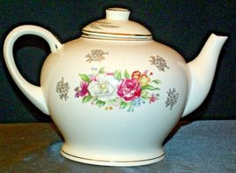 Porcelain China Teapot with Lid AA-191966 Vintage Japan image 6