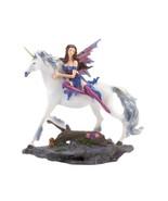 Fairy & Unicorn Figurine - $26.99