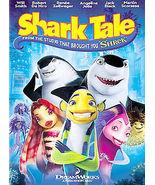 Shark Tale (DVD, 2005, Full Frame) - $7.00