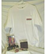 6 Pc Marlboro Unlimited XL White T Shirt Radio Light Wallet Keychains VH... - $69.99
