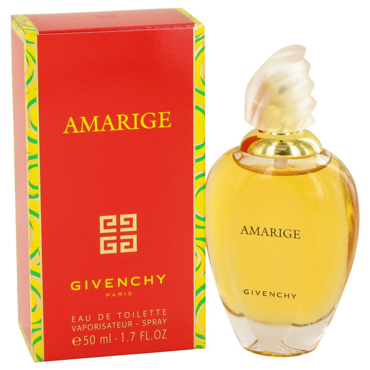 Givenchy Amarige 1.7 Oz Eau De Toilette Spray