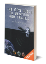 The GPS Guide to Western Gem Trals ~ Rock Hounding - $17.95