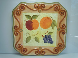 Tabletops Unlimited Medici Desert Pie Plate 8 Inch - $7.91