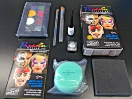 Mehron Paradise AQ Premium Make Up Kit Child or Adult Ships Free - $34.60