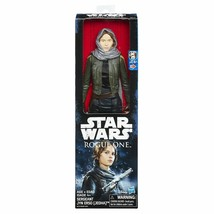 Star Wars Rogue One Sergeant JYN ERSO Jedha Disney Hasbro 12'' Doll Figu... - $4.94