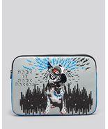 Mark by Mark Jacobs Laptop Case Olive Bulldog Neoprene 13  - $38.99