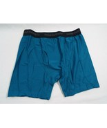 1 Pair Duluth Trading Co Buck Naked Performance Boxer Briefs Deep Turquo... - $25.64+