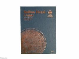 Whitman Coin Folder/Album, Indian Cent, 1857-1909 - $6.49