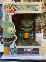 New Funko POP unopened Terry Solar Opposites 975 perfect box  - $17.00