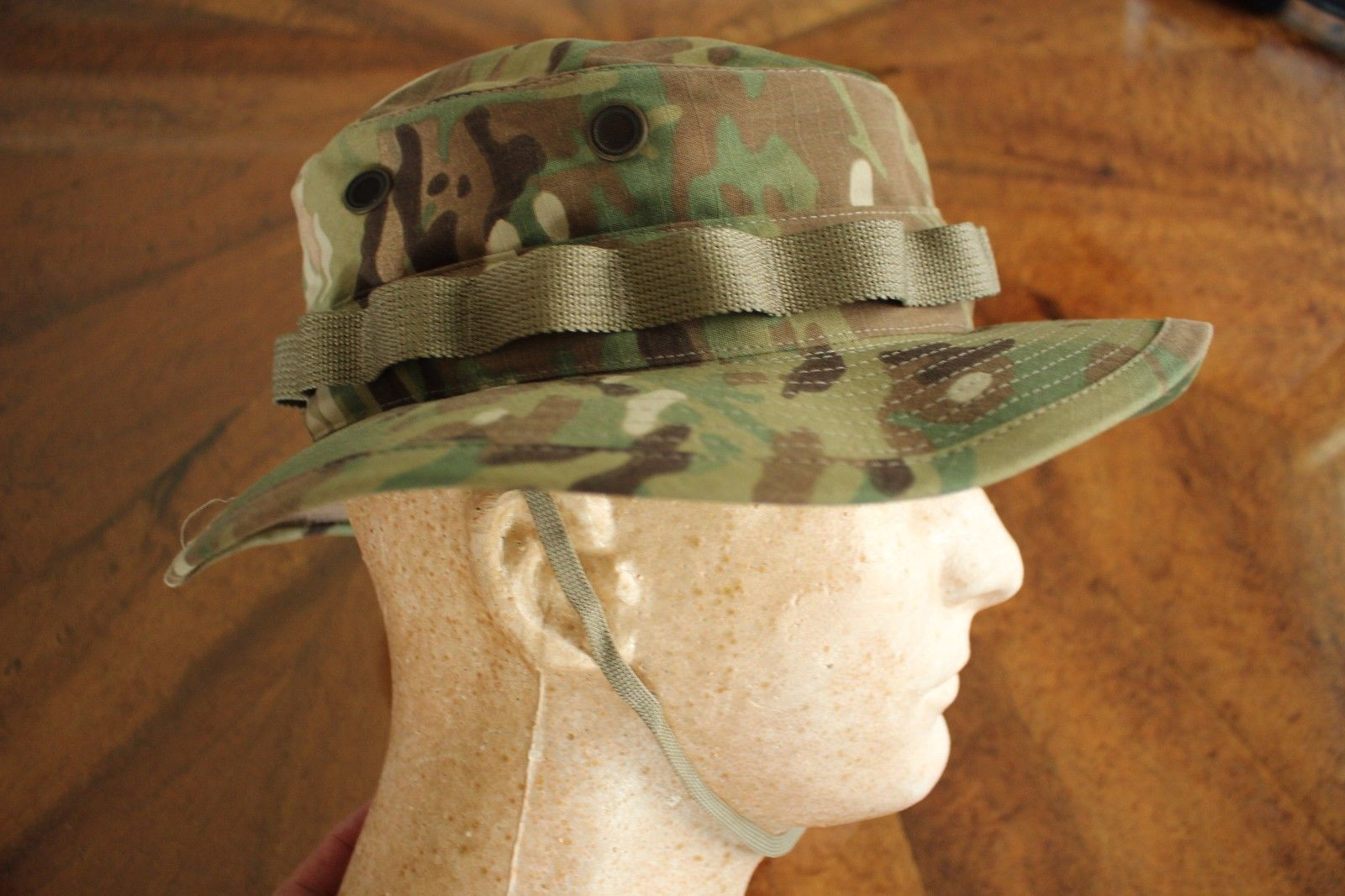 MULTICAM ACU RIPSTOP CAMOUFLAGE COMBAT FLOPPY HAT BOONIE CAP 7 1//4 US ARMY G.I