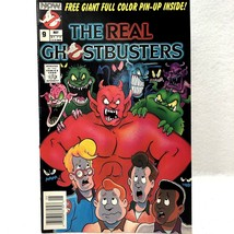 The Real Ghostbusters #9 May 1989 NOW comics - $10.88
