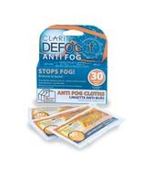 Clarity Defog It Anti-fog 3 Dry Reusable Wipes - $12.71