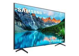 "Samsung BE43T-H BET-H Pro Tv Series - 43"" Led Tv - 4K Crystal Series Uhd - $325.99"