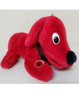 "Dakin Clifford The Big Red Dog Plush Bridwell Vintage Stuffed Animal 16""... - $26.71"