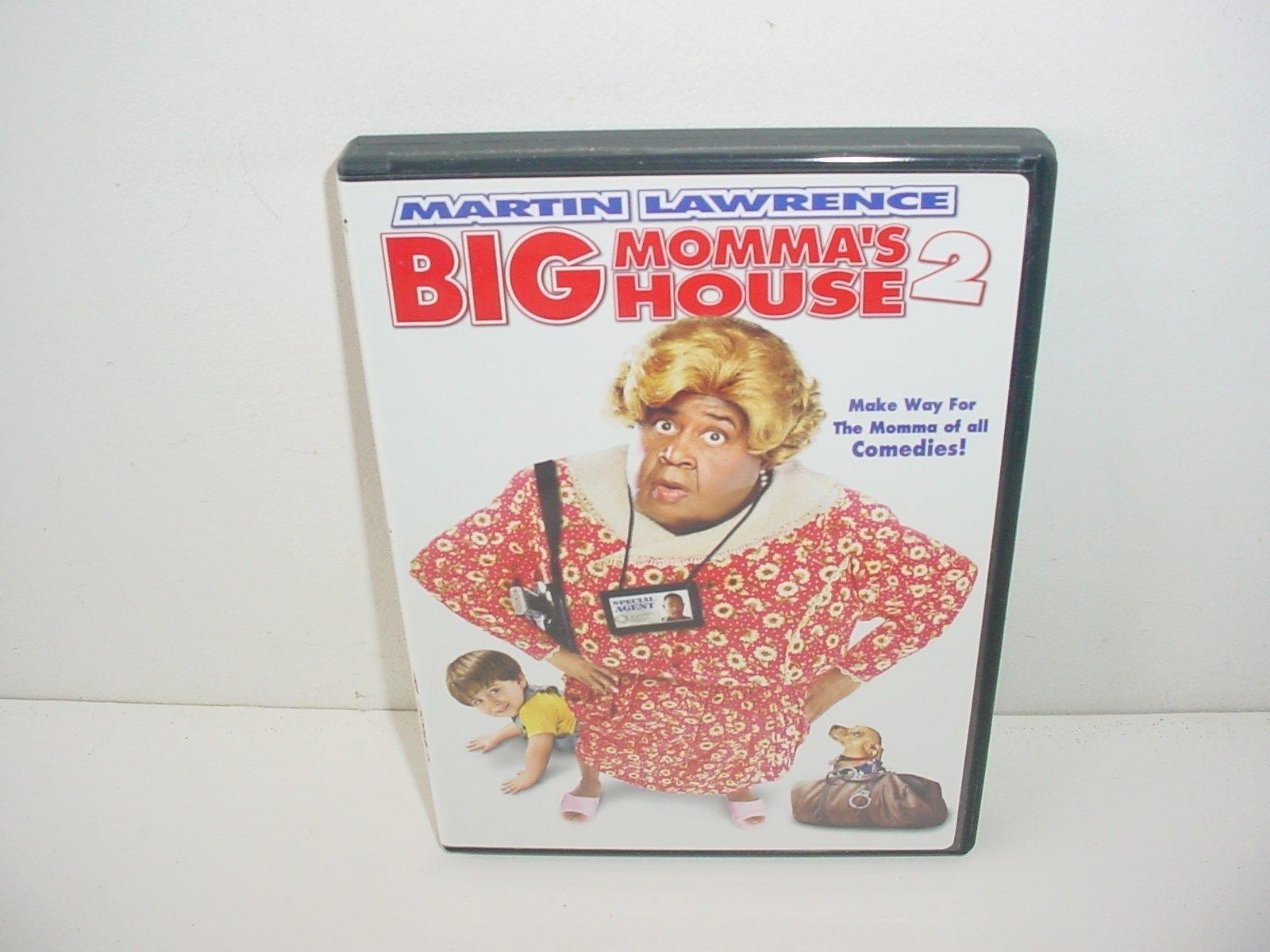 Big Mommas House 2 DVD Movie