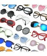 Sunglasses Uomo Donna Ciocche Lotti B Azione Inventario Come È Sostegno ... - $24.46