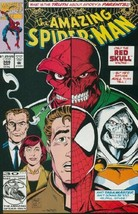 Amazing Spider-Man #366 VF/NM 1992 Marvel vs Red Skull Comic Book - $1.26