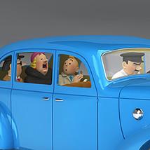 Bianca Castafiore Car 1/24 Voiture Tintin Cars New 2019 King Ottokar Sceptre image 2
