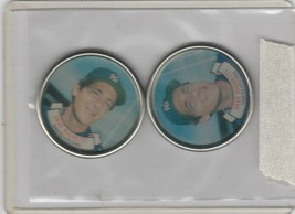 1987 Topps Coins Yankees Dave Righetti Lot of 2 - $1.71