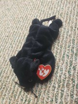 Ty Beanie Baby Velvet the Panther 3rd 1st Gen Authentic - $59.35