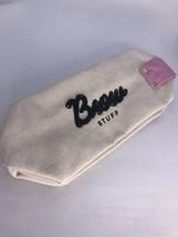 Benefit Cosmetics Brow Varsity Makeup Bag - $14.31