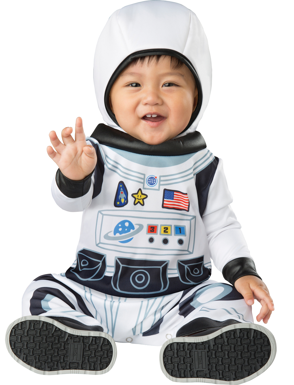 Lil' Astronaut , Baby | Toddlers Costume , 12-18 MONTH , Free Shipping