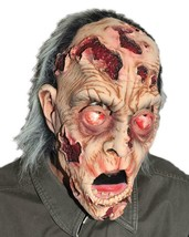 Zombie Mask He's Appealing Living Dead Decaying Scary Halloween Costume ... - $83.51 CAD