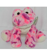 Fiesta Brand Comfies Collection A52770 Pink and Purple Camouflage Frog - $15.00