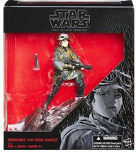 "Christmas gift Disney Star Wars Black Series Sergeant Jyn Erso EADU 6"" I... - $48.49"