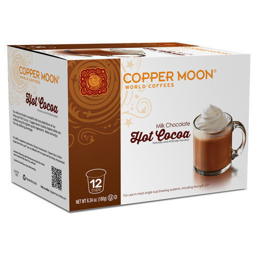 Copper Moon Hot Cocoa Milk Chocolate 12 to 72 Keurig K cups Pick Any Size - $16.98 - $74.98