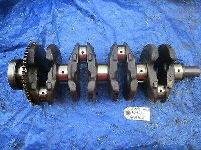 Primary image for 08-12 Honda Accord K24Z3 crankshaft assembly K24 engine motor OEM crank