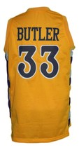 Jimmy Butler #33 College Basketball Jersey Sewn Gold Any Size image 2