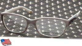 New Emporio Armani Ea 3004F 5048 Grey Eyeglasses Frame 52-16-140 B34mm - $64.34