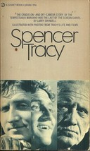 SPENCER TRACY, Larry Swindell - PRIVATE & PUBLIC LIFE OF FAMOUS HOLLYWOO... - $2.98