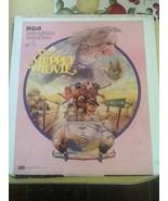 The Muppet Movie USED Vintage VideoDisc - $4.95